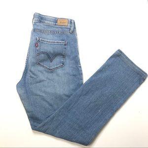 Levi's 525 Perfect Waist Straight Jeans